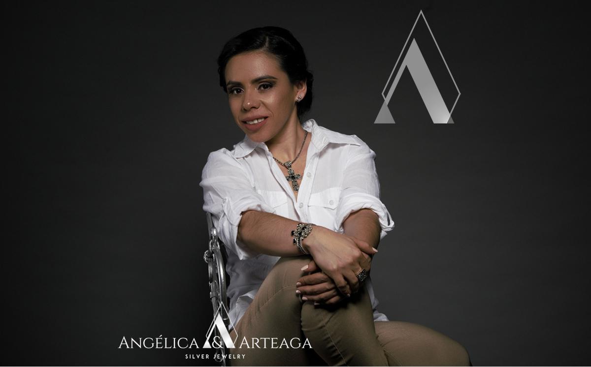 angelica arteaga joyeria de taxco